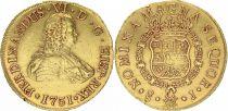Chile 8 Escudos Ferdinand VI - 1751 J