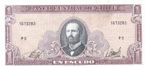 Chili 1 Escudo 1964 - Arturo Prat, Explorateurs - P.5