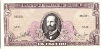 Chili 1 Peso Arturo Prat - 19(62-75)