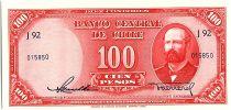 Chili 100 Pesos - Arturo Prat - 19(47-59)