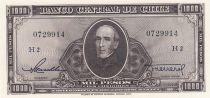 Chili 1000 Pesos - Blanco Encalada - 19(47-59)