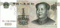 China 1 Yuan Mao - 1999 - UNC - P.895b
