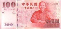 China 100 Yuan Chiang Kai-Shek - Palace