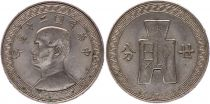 China 20 Cents - SYS - 1942
