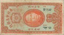 China 20 Cents SYS - Bridge