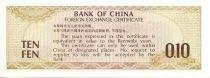 China FX.1 10 Fen, Waterfall