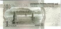 Chine 1 Yuan Mao - 1999 - Neuf - P.895b