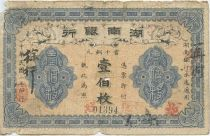 Chine 100 Coppers Bleu - Rose