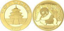 Chine New.2015 200 Yuan, Panda - 1/2 Once Or 2015