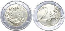 Chypre 2 Euro 30 ans du Drapeau Européen - 2015