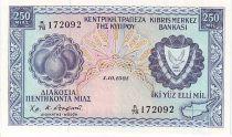 Chypre 250 Mils Fruits - Mine