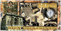 Colombia (Club de Medellin) 100 Dragones, Nicola Tesla (1856-1943) - 2013