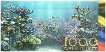 Colombia (Club de Medellin) 1000 Cafeteros, Isla Baru : Galleon - Pelican - Coral - 2014