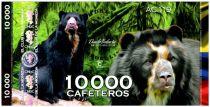 Colombia (Club de Medellin) 10000 Cafeteros, Colombia : Bear - 2014
