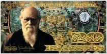 Colombia (Club de Medellin) 20 Dragones, Charles Darwin (1809-1882) - 2013