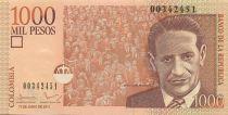 Colombia 1000 Pesos J. Eliecer Gaitan
