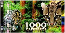 Colombie (Club de Medellin) 1000 Cafeteros, Colombia : Léopards - 2014