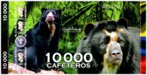 Colombie (Club de Medellin) 10000 Cafeteros, Colombia : Ours - 2014