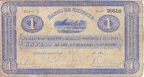 Colombie 1 Peso Montagne