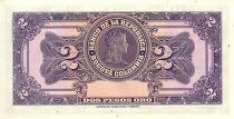 Colombie 2 Pesos oro oro, C. Torres
