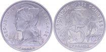 Comores 5 Francs - 1964 - Essai - Archipel des Comores