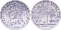 Comoros 1 Franc - 1964 - Test Strike - Comoros Archipelago