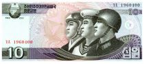 Corea 10 Won Soldiers - 2002 (2009)