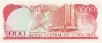 Costa Rica 1000 Colones T. Soley Guell - 1990