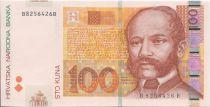 Croatie 100 Kuna Ivan Mazuranic