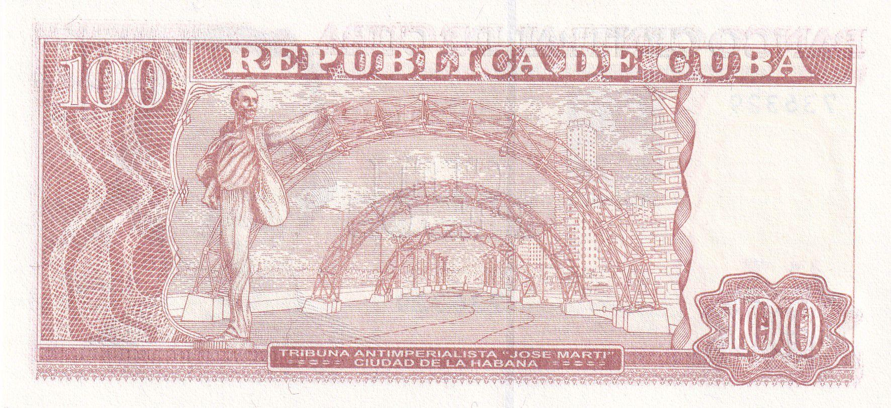 Cuba 100 Pesos - Carlos Manuel de Cespedes - 2019 - Neuf - P.129
