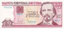 Cuba 100 Pesos - Carlos Manuel de Cespedes - 2019 - UNC - P.129
