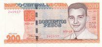 Cuba 200 Pesos - Frank Pais - 2020 - Neuf - P.130