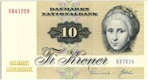 Danemark 10 Kroner C. S. Kirchhoff - Canard - 1978 - Neuf - P.48