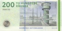 Danemark 200 Kroner Tour