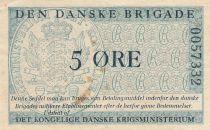Danemark 5 Øre ND1947-58 - Den Danske Brigade