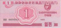 Democratic People´s Republic of Korea 1 Chon Red