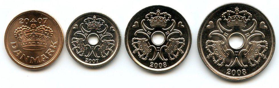 Denmark SET.1 Crown