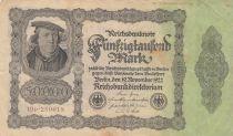 Deutschland 50000 Mark Burgermaster Brauweiler - 1922 Serial 19P