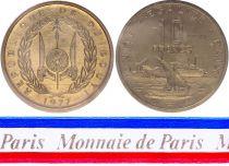 Djibouti 10 Francs - 1977 - Test strike