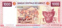Djibouti 1000 Francs A.A. Ouddoun - Port 2005