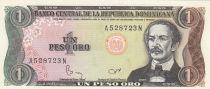 Dominicaine République 1 Peso 1984 Duarte, Usine
