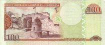 Dominicaine République 100 Pesos Oro Oro, Duarte, Sanchez, Mella - 2004