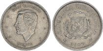 Dominican Rep. 10 Centavos Duarte 1983-1987