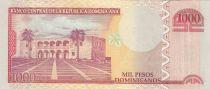 Dominican Rep. 1000 Pesos Palais National - Alcazar - 2012 - UNC - P.187
