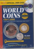 DVD du World Coins 1901-2000, 36e édition  2009