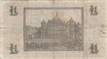 Ecosse 1 Pound Bank of Scotland - 1942 - p.TTB - P.91c