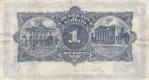 Ecosse 1 Pound Royal Bank of Scotland - 1947 - TTB - P.332