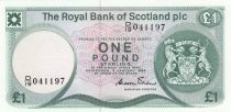 Ecosse 1 Pound Royal Bank of Scotland - 1985 - Neuf - P.341b