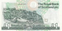 Ecosse 1 Pound Royal Bank of Scotland - Sommet Européen - 1992 - Neuf - P.356
