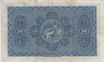 Ecosse 20 Pounds British Linen Bank - 1945 - TB - P.159a
